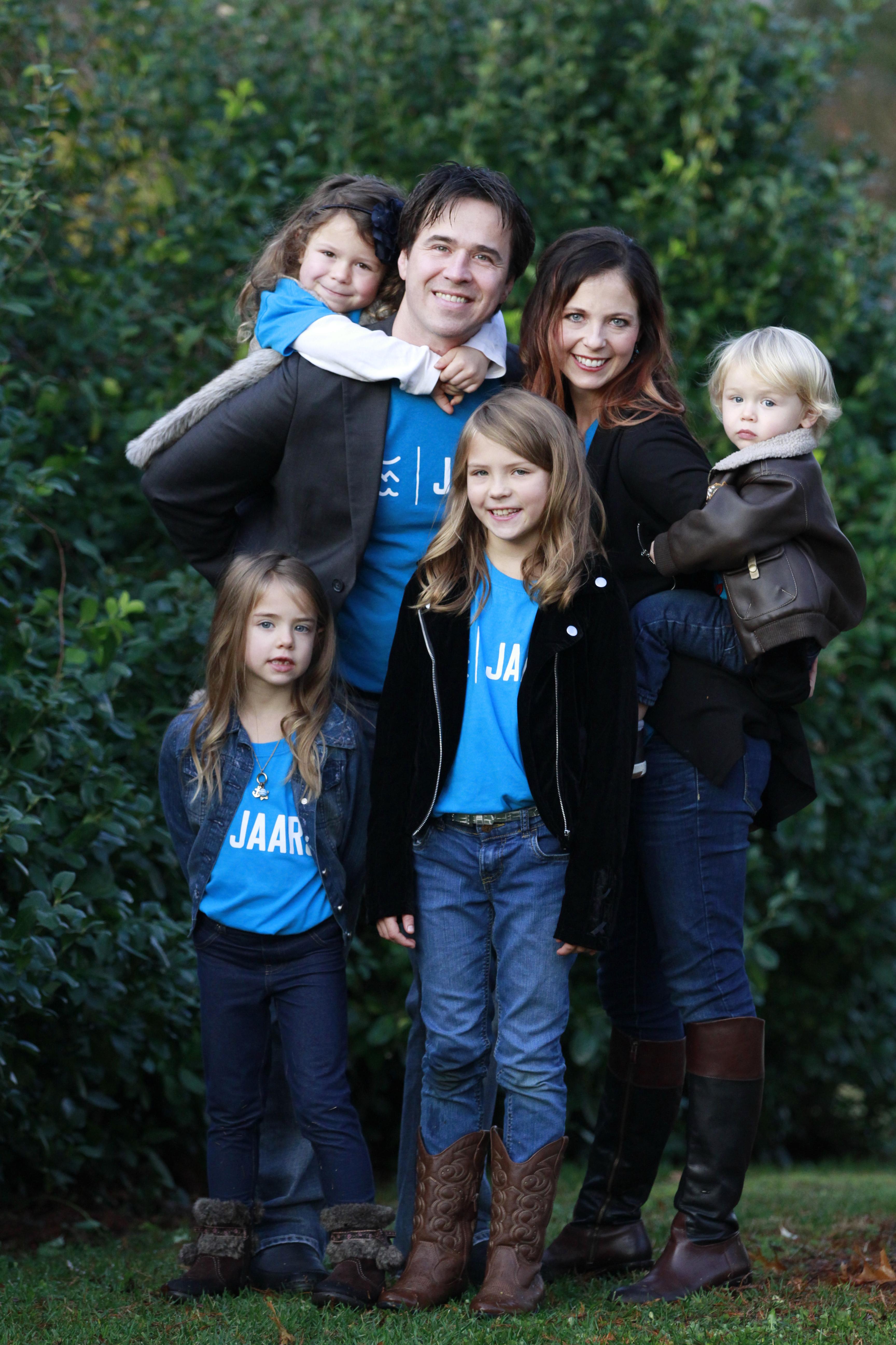 family pic selah hanging